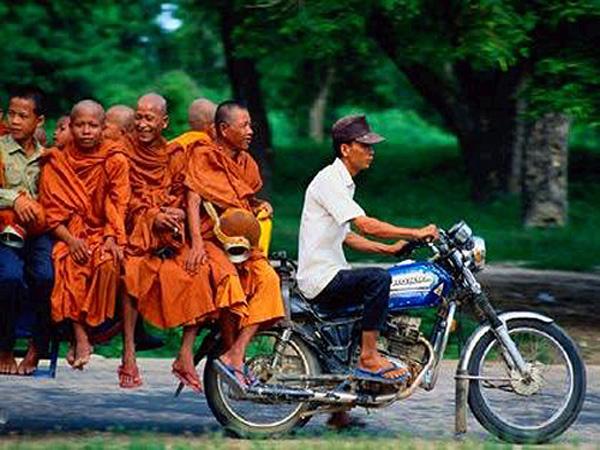 Таиланд Камбоджа