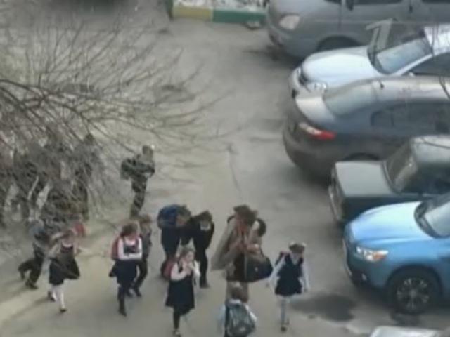 ЧП в Московской школе 263