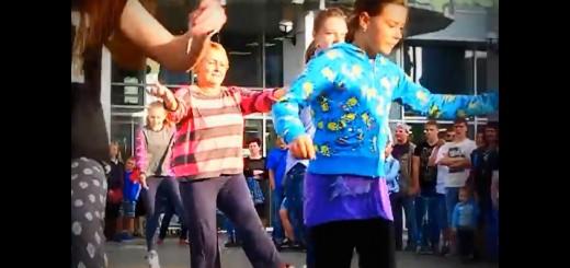 Танцуют все флешмоб Фрязино