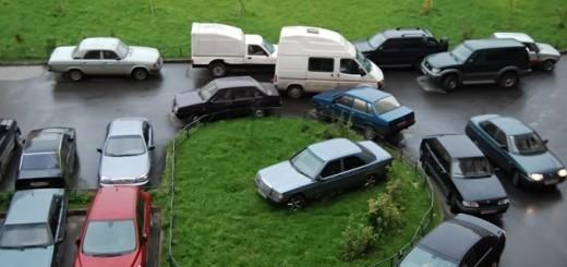 автомобильный рейд во Фрязино